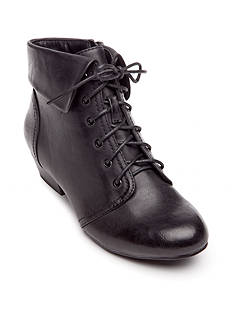 Kim Rogers® Tada Lace-Up Bootie