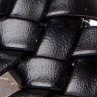 Flat Sandals for Women: Black Kim Rogers Almy Sandal
