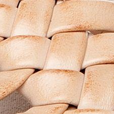Flat Sandals for Women: Wheat Kim Rogers Almy Sandal