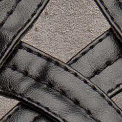 Flat Sandals for Women: Black Kim Rogers Hayley Sandal
