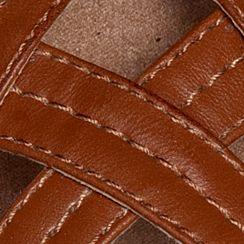 Flat Sandals for Women: Auburn Kim Rogers Hayley Sandal
