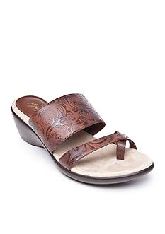 Kim Rogers Patrice Wedge Sandal