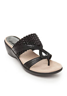 Kim Rogers Penney Wedge Sandals