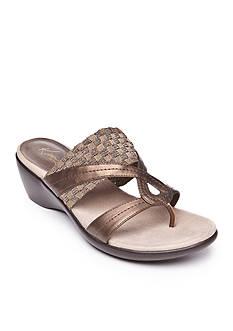 Kim Rogers Penney Wedge Sandal