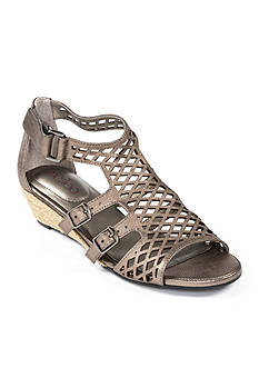 me Too Racer Wedge Sandal