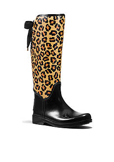 COACH Tristee Ocelot Rainboot