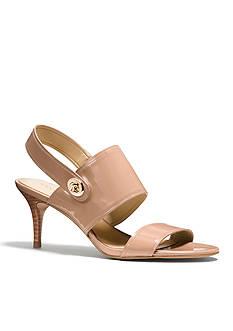 COACH Marla Strappy Heels
