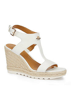 COACH Lee Anne Espadrille Sandal