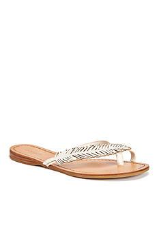 COACH Deni Thong Sandals