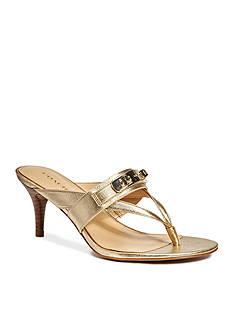 COACH Olina Sandal