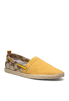 COACH MELLOW FLAT
