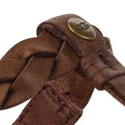 Flat Sandals for Women: Chocolate UGG Australia Bria Sandal