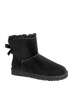 UGG Australia Mini Bailey Bow Short Boot