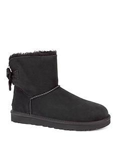 UGG® Australia Mini Bailey Corduroy Bow Boot