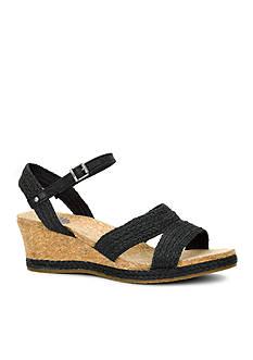UGG Australia Luann Wedge Sandal