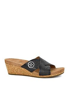 UGG Australia Lyra Wedge Sandal