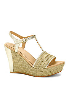 UGG Australia Fitchie Wedge Sandal