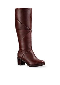 UGG Australia Avery Fur Cuff Boots