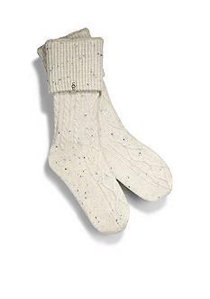 UGG Australia Shaye Tall Rainboot Socks