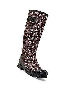 UGG Australia Multi Logo Rainboot