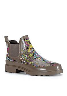 Sakroots Rhyme Rain Ankle Bootie