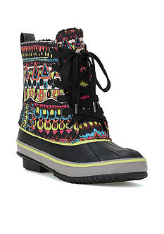 Sakroots Duet Duck Rainboot