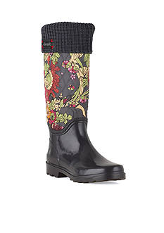 Sakroots Reprise Quilted Tall Rainboot