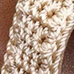 Thong Sandals for Women: Bamboo Sakroots Sheena Crochet Thong Sandals