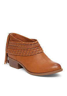 BCBGeneration Craftee Braided Bootie