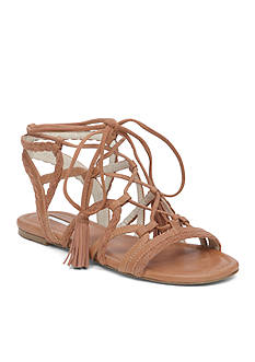 BCBGeneration Finlyn Flat Lace-Up Sandal