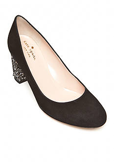 kate spade new york Anastasia Block Heel Pumps