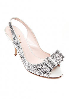 kate spade new york Charm Glitter Pump - Available in Extended Sizes