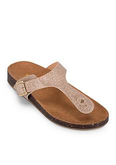 WANTED Lassy Lurex Sandal