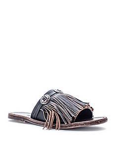 Matisse Dorado Shoe