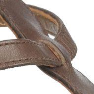 Flat Sandals for Women: Espresso Sam Edelman GIGI