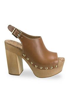 Sam Edelman Marley Sling-Back Platform Heels