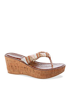Sam Edelman Rosa Slip-On Wedge Sandal
