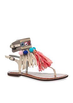 Sam Edelman Gere Tassel Sandal