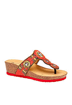 White Mountain Bam Sandal