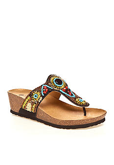 White Mountain Biggy Sandal