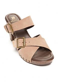 White Mountain Siesta Sandal
