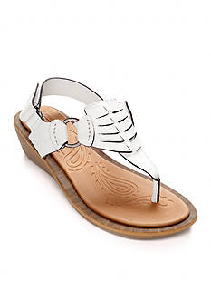 Cliffs by White Mountain Zazu Sandal