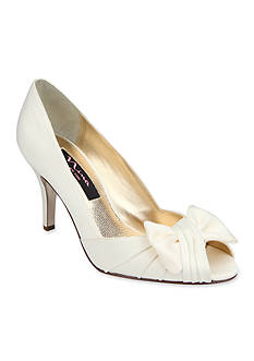 Nina Forbes Peeptoe Pump - Online Only