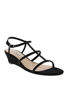 Nina Franzea Wedge Sandal