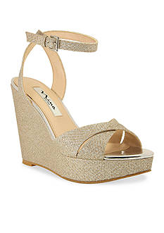Nina Gianina Wedge Sandal