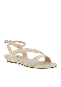 Nina Kelso Low Wedge Sandal
