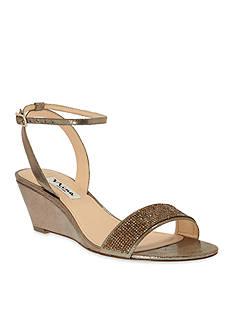 Nina Novia Wedge Sandal