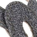 Nina Shoes Sale: Pewter Glitter Nina Rowena Sandal