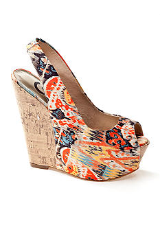 G by GUESS Exacto Wedge Sandal