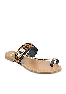 G by GUESS Lucia2 Toe Ring Sandal